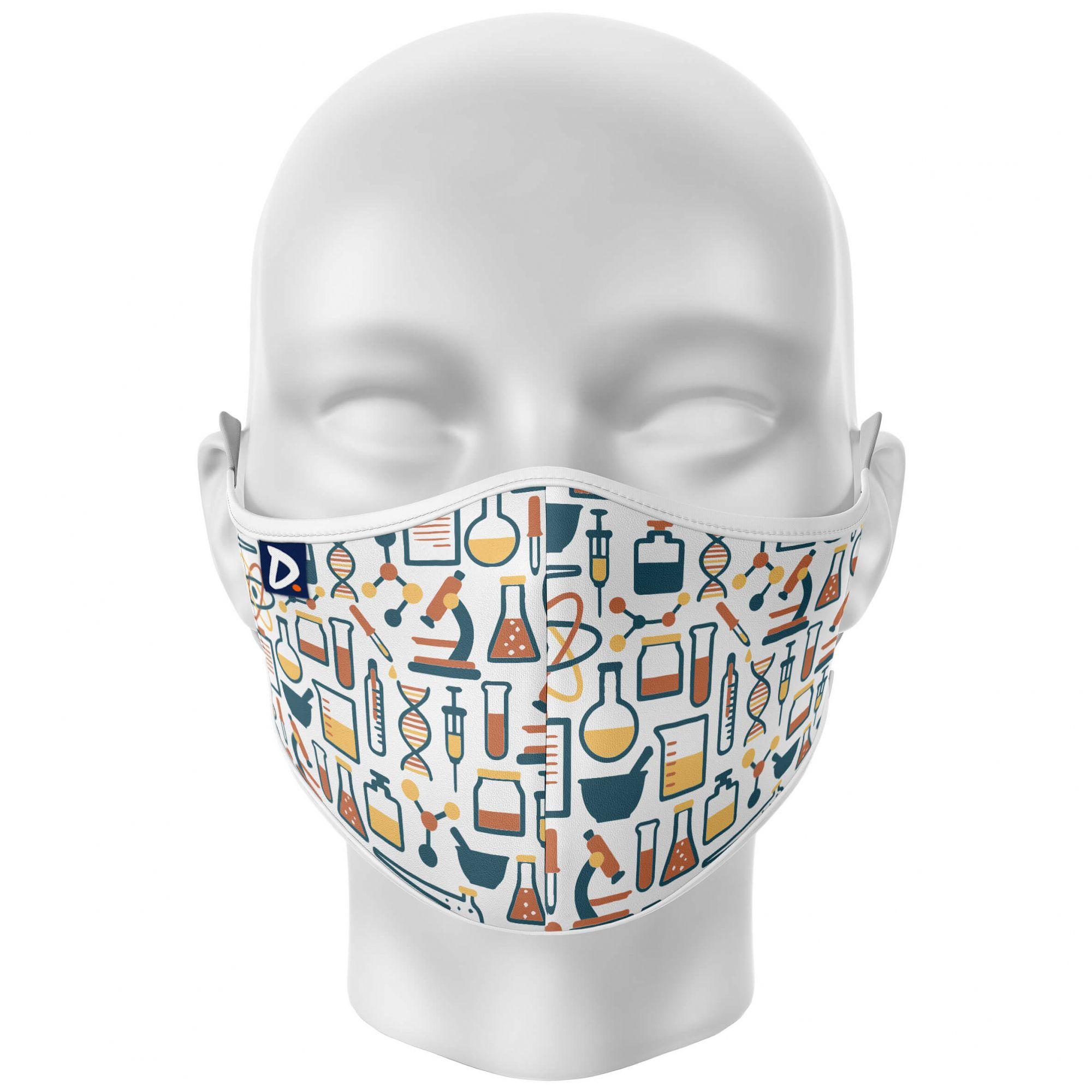 Máscara Ciência
