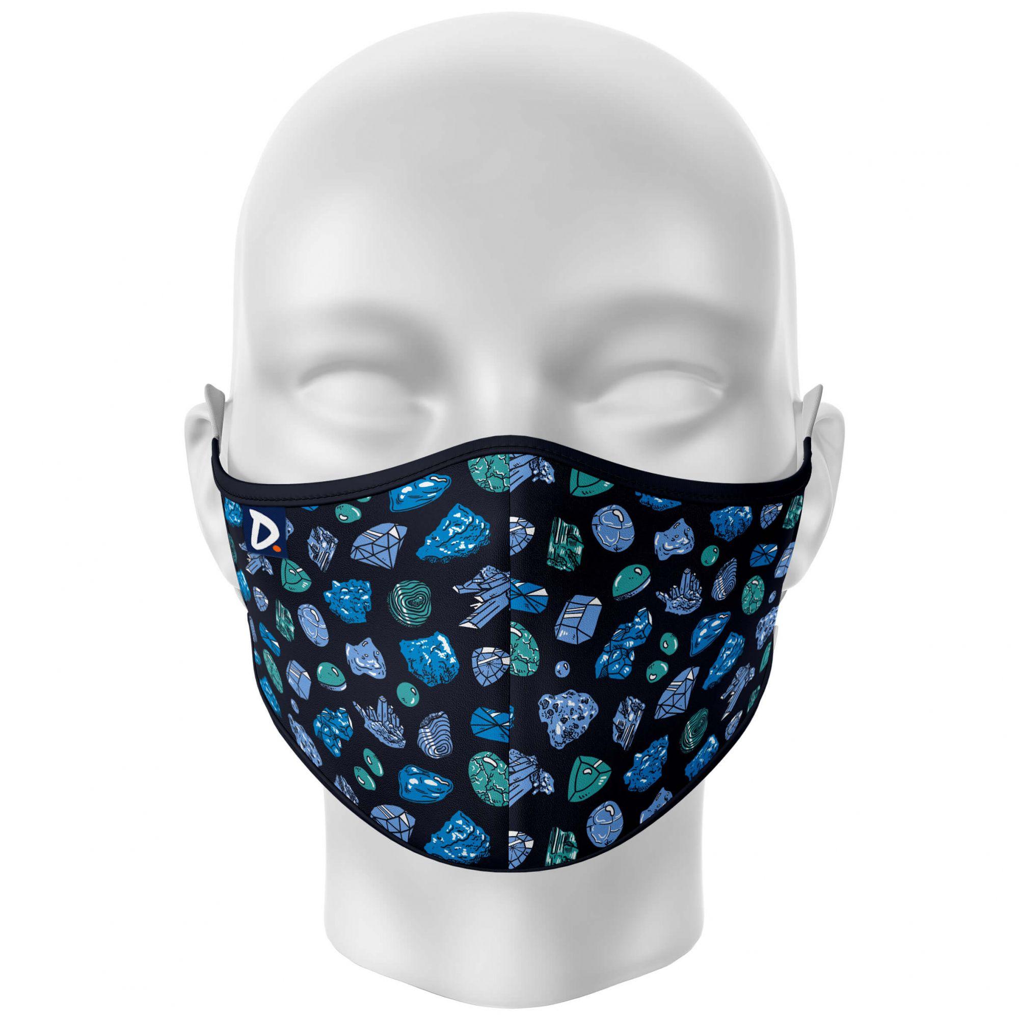 Máscara Total Gemas