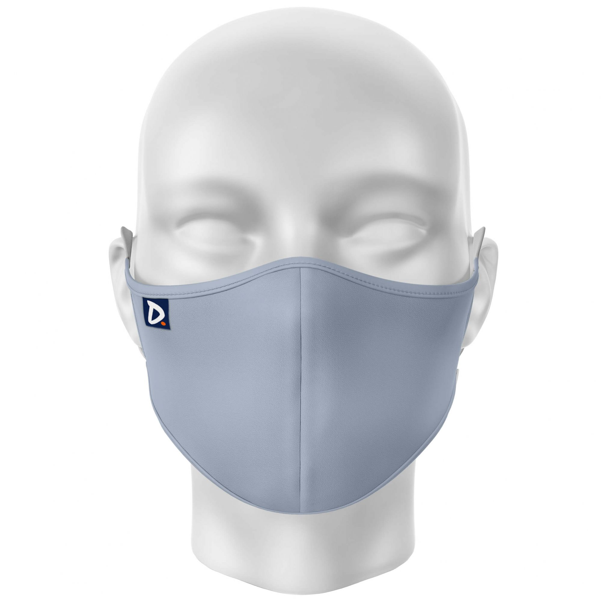 Máscara Lisa Gelo