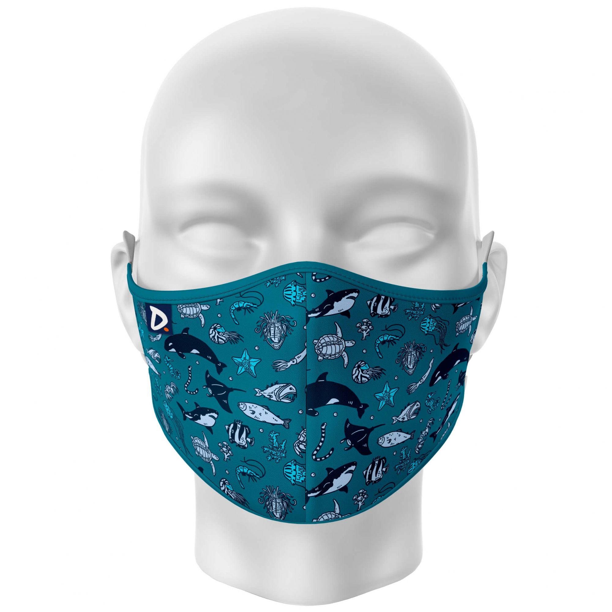 Máscara Oceanografia