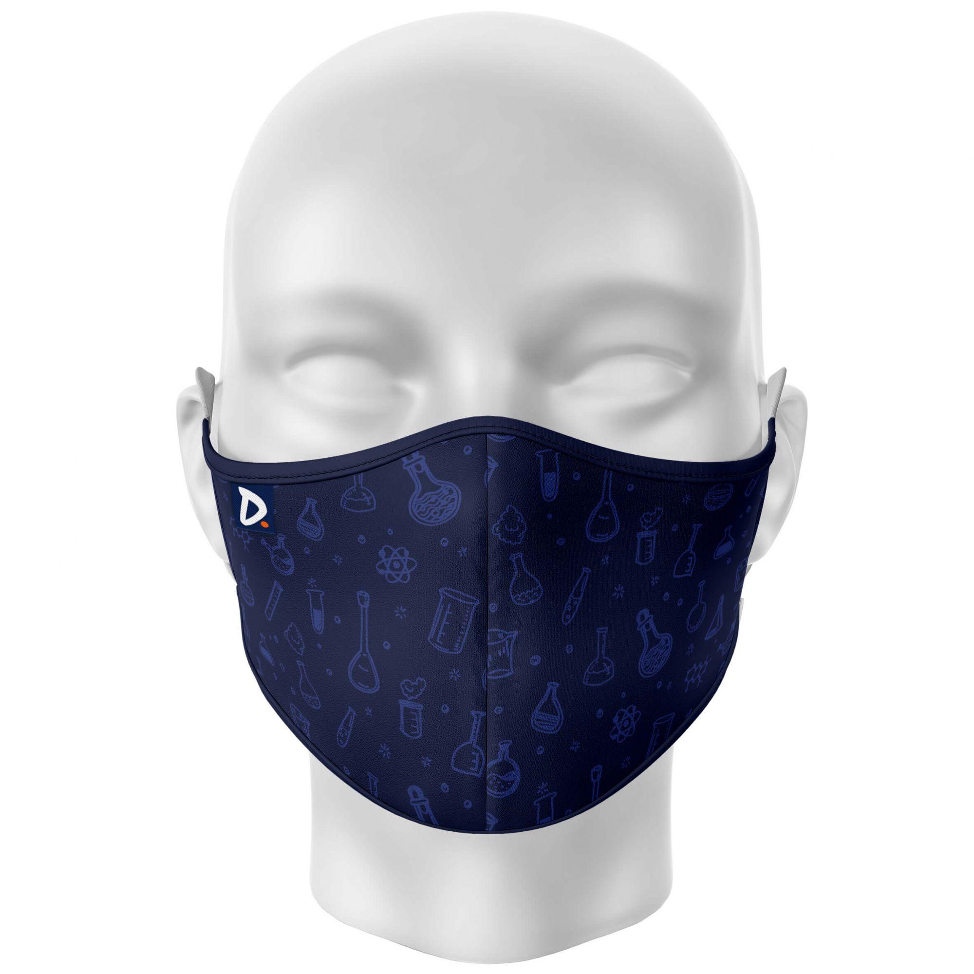Máscara Química