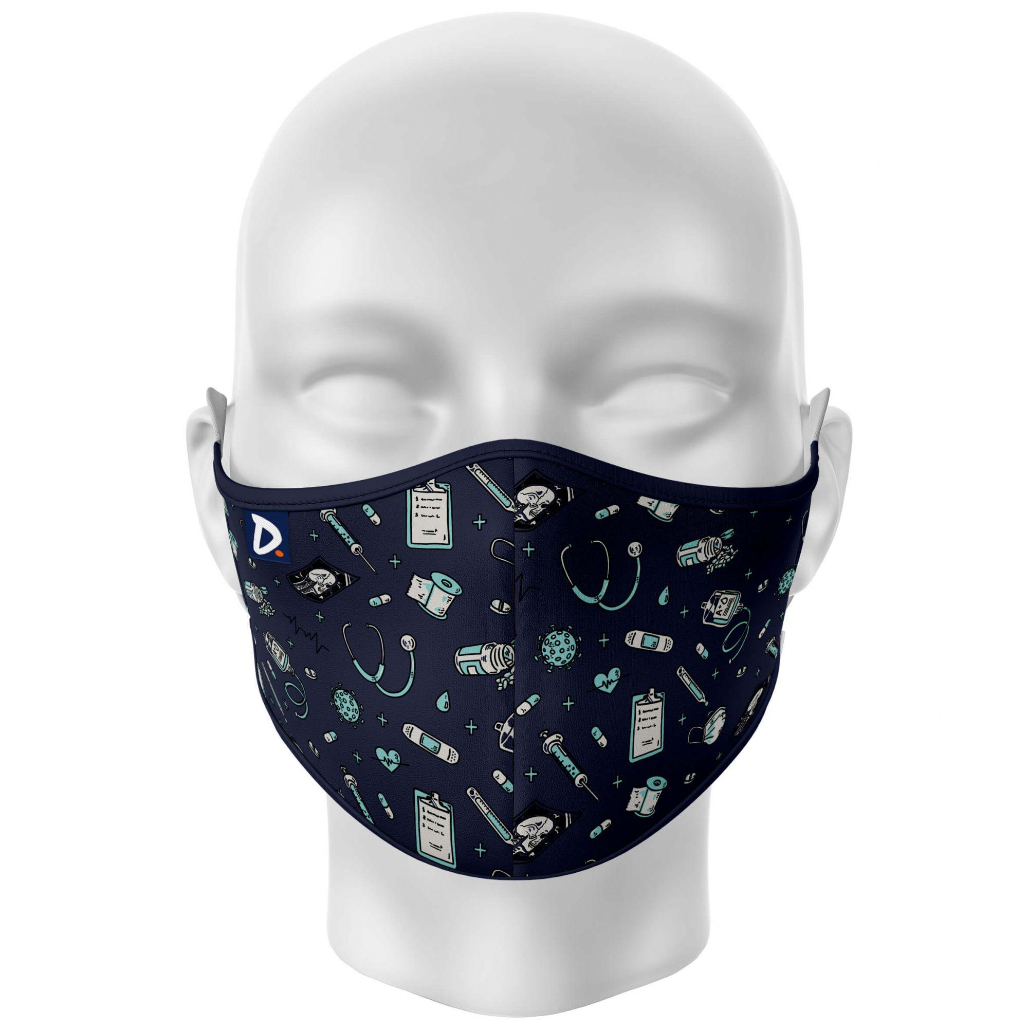 Máscara Saúde