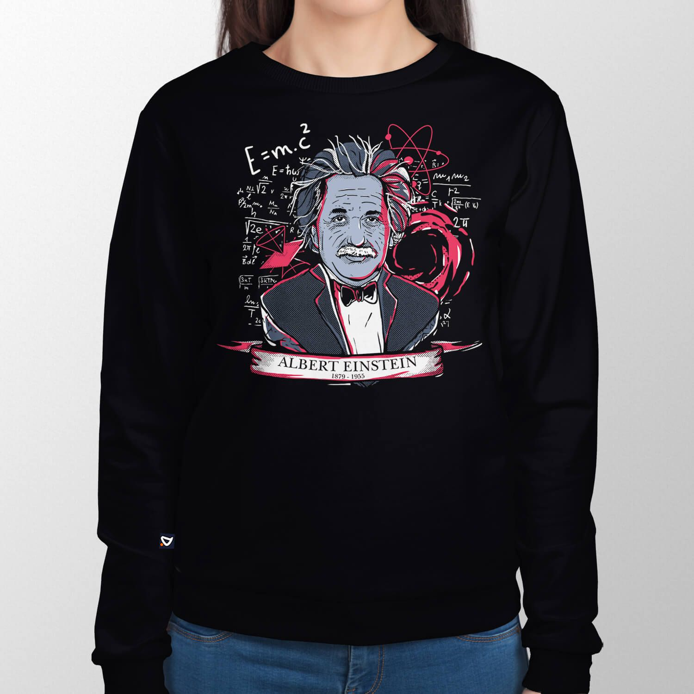 Moletom Albert Einstein
