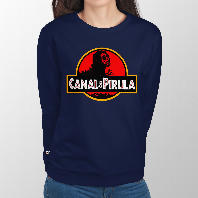 Moletom Canal do Pirula - Unissex