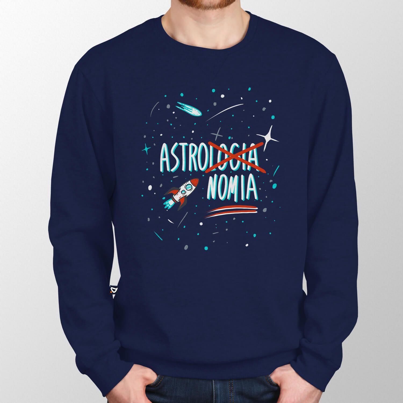 Moletom Astrologia - Unissex