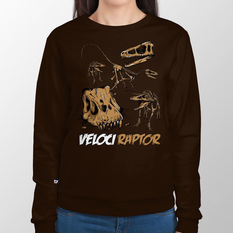 Moletom Velociraptor - Unissex