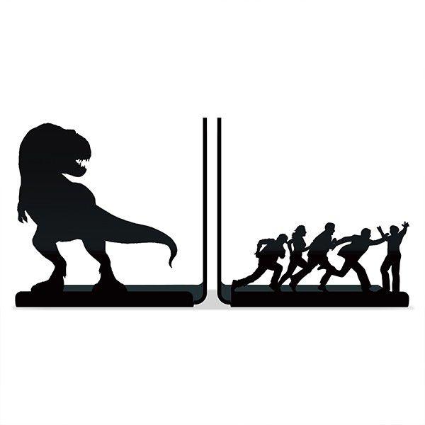 Porta Livros T-Rex