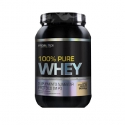 100% Pure Whey  Baunilha 900g - Probiótica
