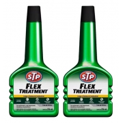 Kit c/ 2un Aditivo Combustível Flex Treatment 236ml STP