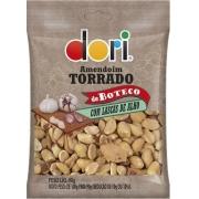 Amendoim Boteco Lascas de Alho 90g - Dori