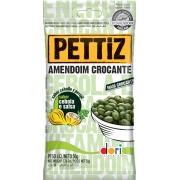 Amendoim Pettiz Crocante Cebola e Salsa 50g - Dori