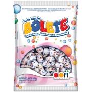 Kit c/ 2un Bala Bolete Tutti Frutti  Recheada 600g