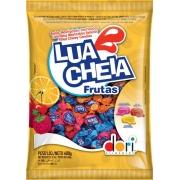 Kit c/ 2un Bala Lua Cheia Frutas 600g