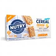 Barra de Cereal Zero Banana com Canela 66g - Nutry