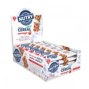 Barra de Cereal Zero Morango com 24 unidades - Nutry