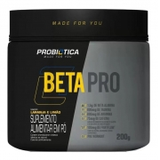 Beta Pro Laranja E Limão  200g - Probiótica