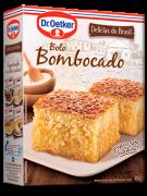 Bolo Bombocado 450g - Sabor Coco & Queijo