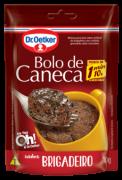Bolo de Caneca Brigadeiro 70g
