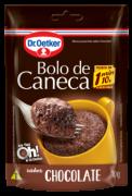 Bolo de Caneca Chocolate 70g