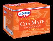 Chá Mate 10 sachês - Dr. Oetker