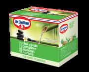 Chá Misto Verde, Gengibre, Abacaxi & Hortelã 10 sachês - Dr. Oetker