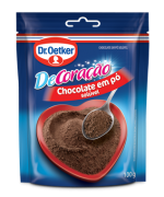 Chocolate em Pó  sachê 100g