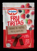 12un Frutiritas Vegano de Frutas Vermelhas 30g