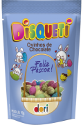 Display c/ 24 Disqueti Ovinhos de Chocolate 90g