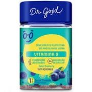 Vitamina D Diet c/ 30 gomas - Dr Good