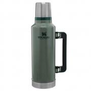 Garrafa Térmica Stanley Classic Green Bottle  1,4L- Verde