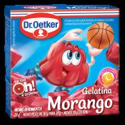 Gelatina Morango 20g