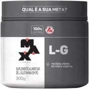 Glutamina L-G 300g - Max Titanium