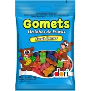 Goma Urso Gomets 100g