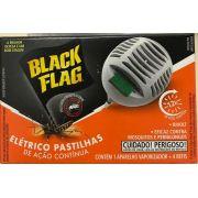 Inseticida Elétronico Bivolt com 4 Pastilhas - Black Flag