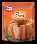 KIt c/ 09un Bolo de Coco 450g