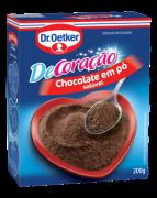 Kit c/ 09un Chocolate em Pó 200g