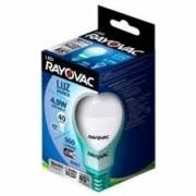 Kit c/ 10un Lâmpada LED 4,9W Branca BIVOLT - Rayovac