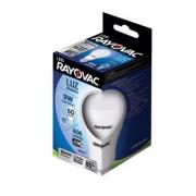 Kit c/ 10un Lâmpada LED 9W Branca BIVOLT - Rayovac