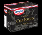 Kit c/ 12 Chá Preto 10 sachês - Dr. Oetker