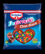 Kit c/ 12un  Choco Disco 80g