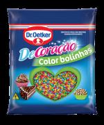 Kit c/ 12un Color Bolinhas 80g