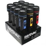 Kit c/ 12un Lanterna Tri LED Mini Sortida - Rayovac