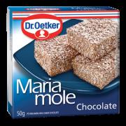 Kit c/ 12un Maria  Mole Chocolate 50g