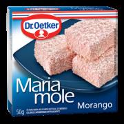 Kit c/ 12un Maria  Mole Morango  50g
