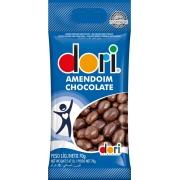 Kit c/ 15un Amendoim Chocolate 70g - Dori