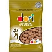 Kit c/ 15un  Amendoim Japonês 100g - Dori