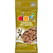 Kit c/ 15un  Amendoim Japonês 70g - Dori