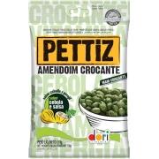 Kit c/ 15un Amendoim Pettiz Crocante Cebola e Salsa 150g - Dori