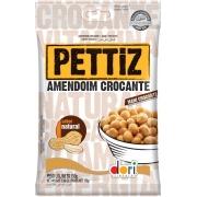 kit c/ 15un  Amendoim Pettiz Crocante Natural 150g - Dori