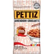 Kit c/ 15un  Amendoim Pettiz Crocante Pimenta 50g - Dori